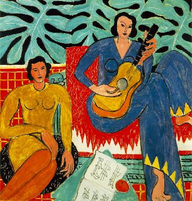 Music by Matisse