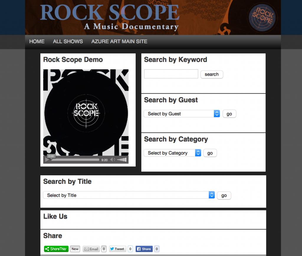 rock scope home