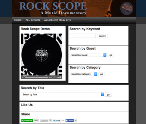 rock scope home