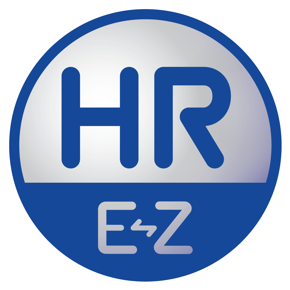 HR EZ Logo Design