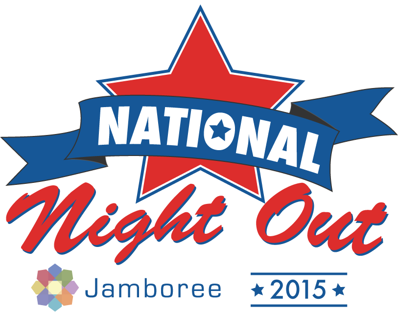 Jamboree National Night Out Design