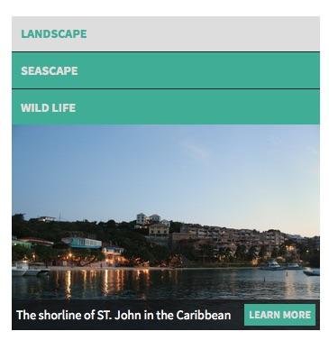 JTCSlides Screen Shot Mobile
